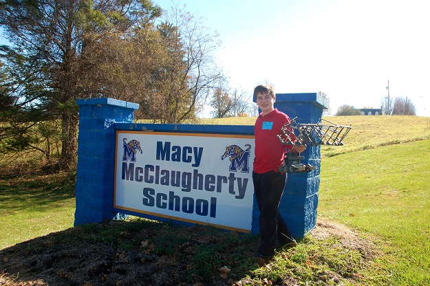 Macy McClaugherty School