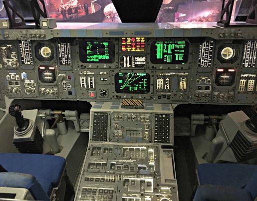 nasa space controls - photo #28